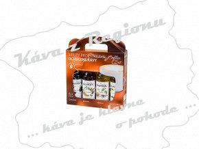 monin coffee box 4l
