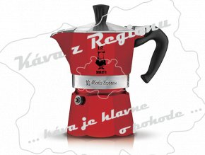 Moka express red