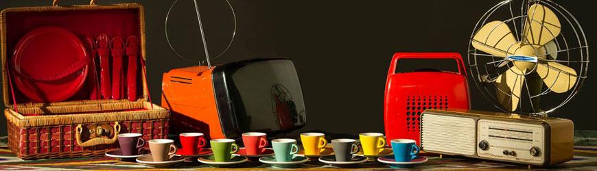 Šálky na kávu COLOR