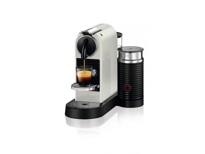 Nespresso Citiz Milk De Longhi White2