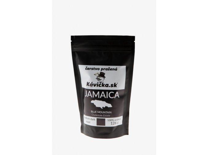 čerstvo pražená káva 125g Jamaica