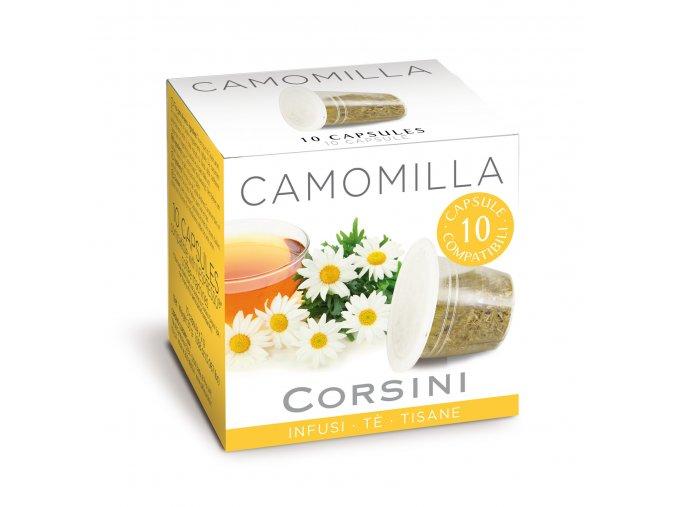 CORSINI čaj Camomilla 10x3g