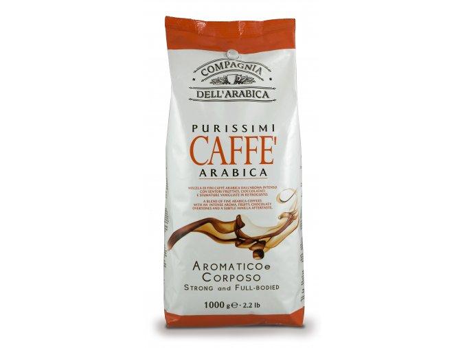 Corsini Compagnia Dell Arabica Purissimi zrnková káva 1 kg