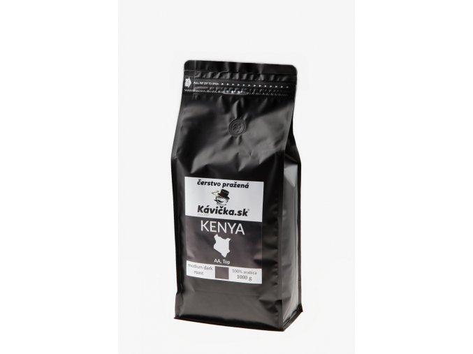 čerstvo pražená káva Kenya AA 1kg