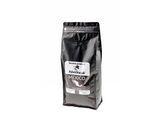 čerstvo pražená káva Mexico Altura Adelita 1kg