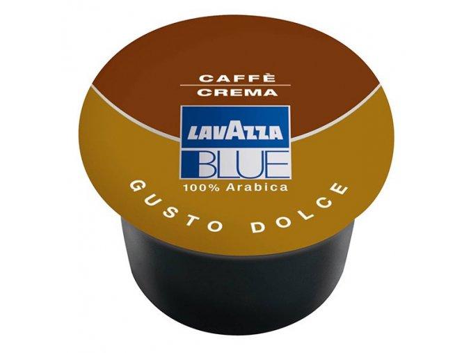 LAVAZZA BLUE Crema Dolce 100% Arabica 100x8g
