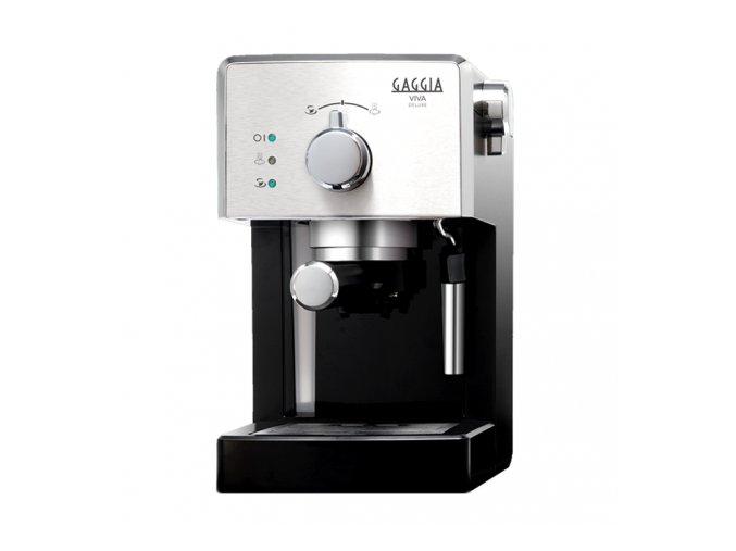 gaggia viva deluxe home espresso machine