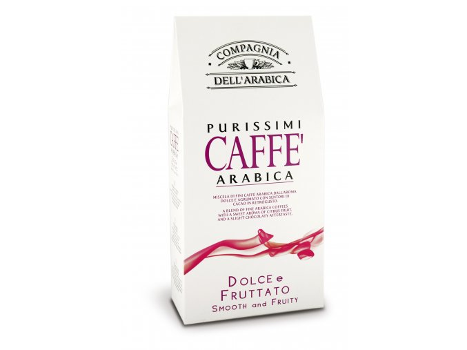 COMPAGNIA DELL ARABICA Dolce e Fruttato mletá káva 250g