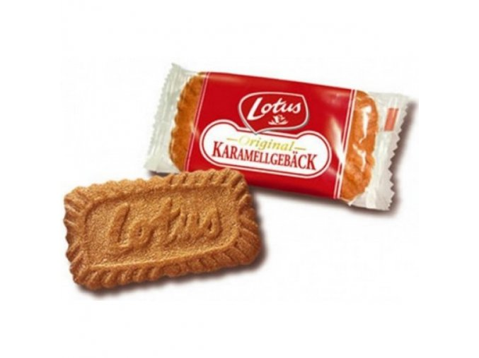 LOTUS Karamelové sušienky 50x6,25g