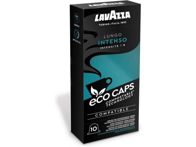 Lavazza Intenso Lungo EcoCaps pre Nespresso 10x5,3g