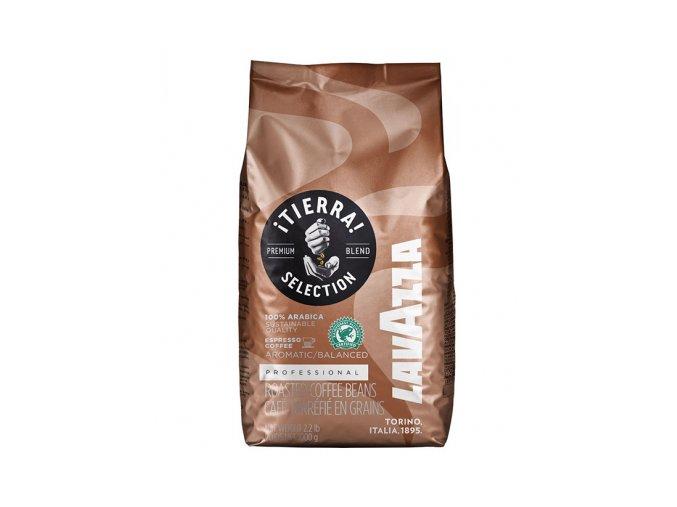 tierra zrnkova kava