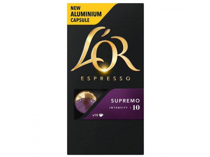 lor espresso supremo