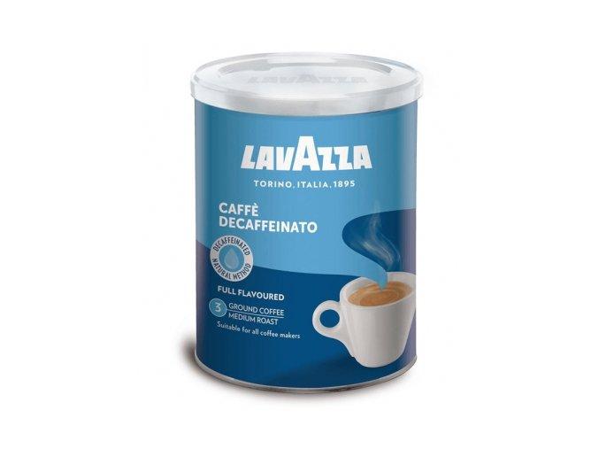 decaffeinato mleta kava
