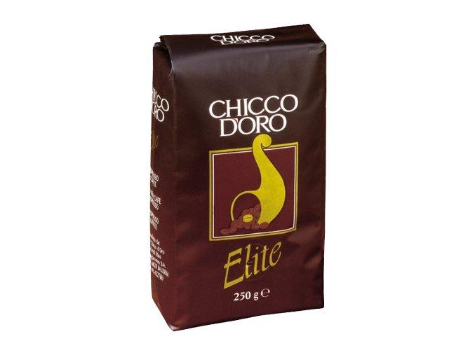Chicco D'Oro Elite zrnková káva 250g