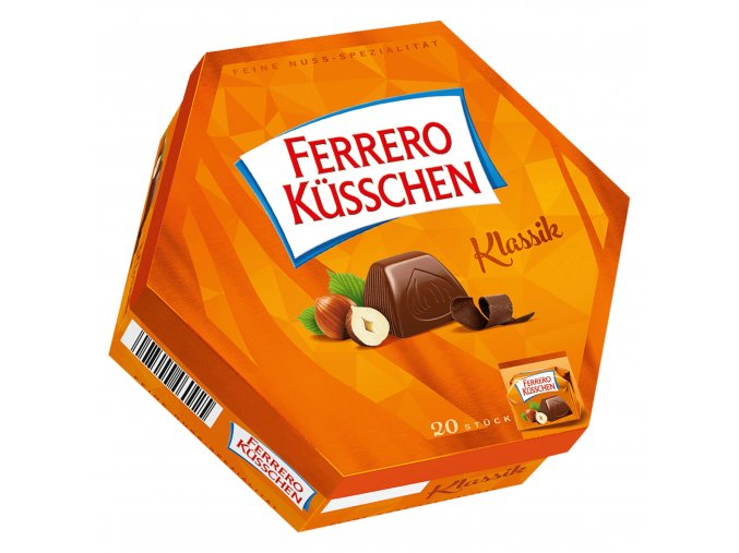 ferrero kusschen kisses classic 178 g 20 pcs