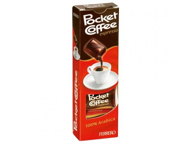POCKET COFFEE espresso 5 ks