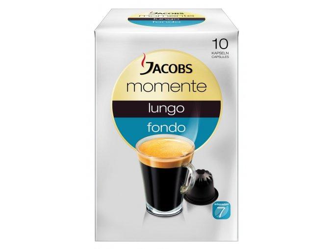 JACOBS Momente Lungo Fondo 10x5,6g