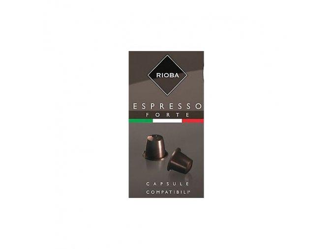 RIOBA kapsule Espresso FORTE pre Nespresso 11x5g