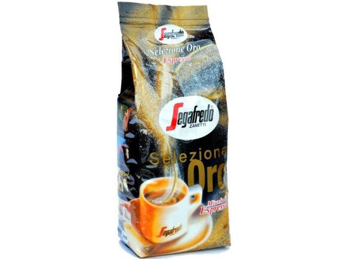 Segafredo Selezione Oro zrnková káva 1kg