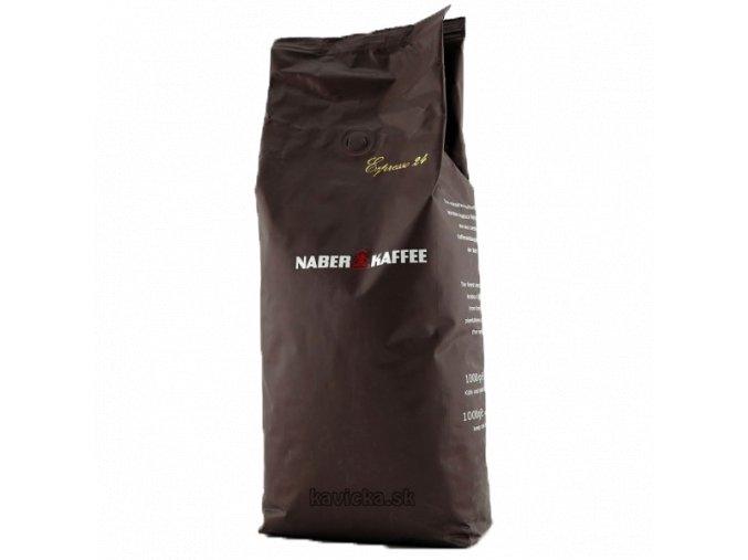 NABER KAFFEE 24 zrnková káva 1kg