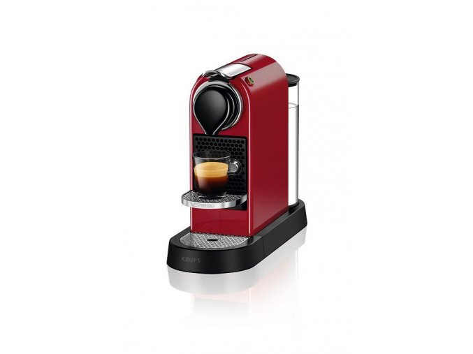 Nespresso Citiz Cherry Red