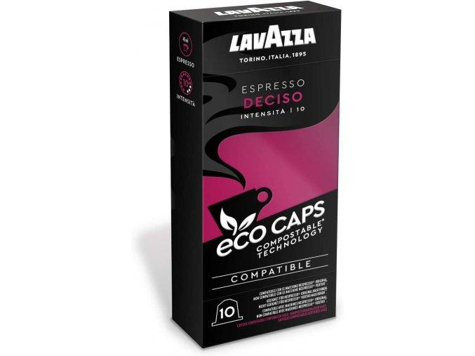 Lavazza DECISO EcoCaps pre Nespresso 10x5,3g