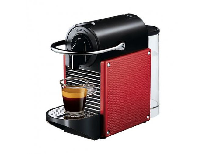 NESPRESSO DeLonghi EN 125 R Pixie Red