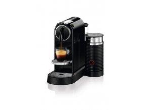 Nespresso Citiz Milk De Longhi Black2
