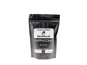 čerstvo pražená káva 250g Cappuccino Blend