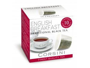 CORSINI čaj English Breakfast 10x3g
