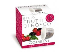 CORSINI čaj Frutti Di Bosco 10x3g