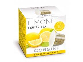 CORSINI čaj Limone 10x3g