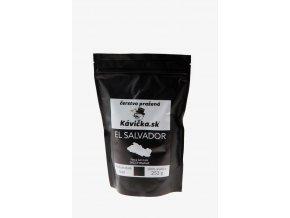 čerstvo pražená káva 250g El Salvador