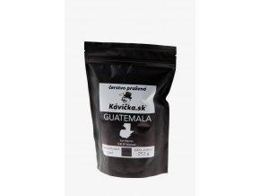 čerstvo pražená káva 250g Guatemala