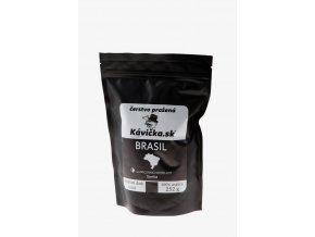 čerstvo pražená káva 250g Brasil Samba