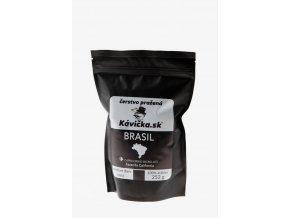 čerstvo pražená káva 250g Brasil California