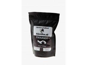 čerstvo pražená káva 250g Panama