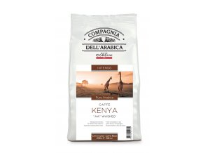 COMPAGNIA dell ARABICA Kenya AA Washed zrnková káva 250g
