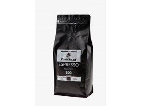 čerstvo pražená káva Espresso Blend 100 1kg