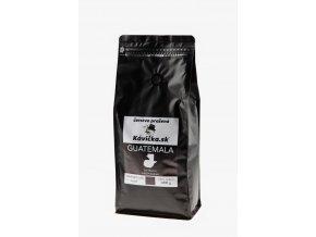 čerstvo pražená káva Guatemala 1kg
