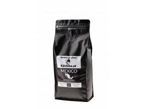 čerstvo pražená káva Mexico 1kg