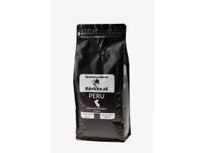 čerstvo pražená káva Peru 1kg