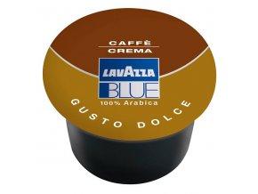 LAVAZZA BLUE Crema Lungo 100% Arabica 100x8g