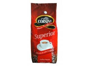 CORSINI Superior Bar zrnková káva 1kg