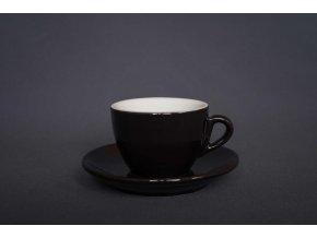 Rosa nero cappuccino