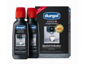 Durgol Swiss espresso odvápňovač 2x125 ml