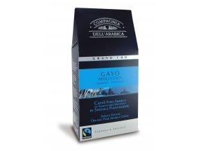 COMPAGNIA Dell ARABICA Gayo Indonesia BIO mletá káva 250g