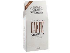 COMPAGNIA DELL ARABICA Purissimi Arabica mletá káva 250g