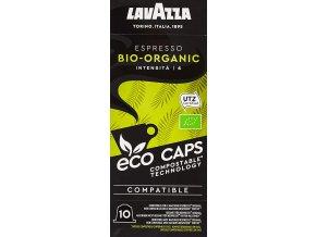 Lavazza bio organic Eco Caps pre Nespresso 10x5,3g