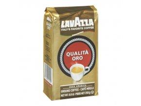 LAVAZZA Qualita Oro zrnková káva 250g